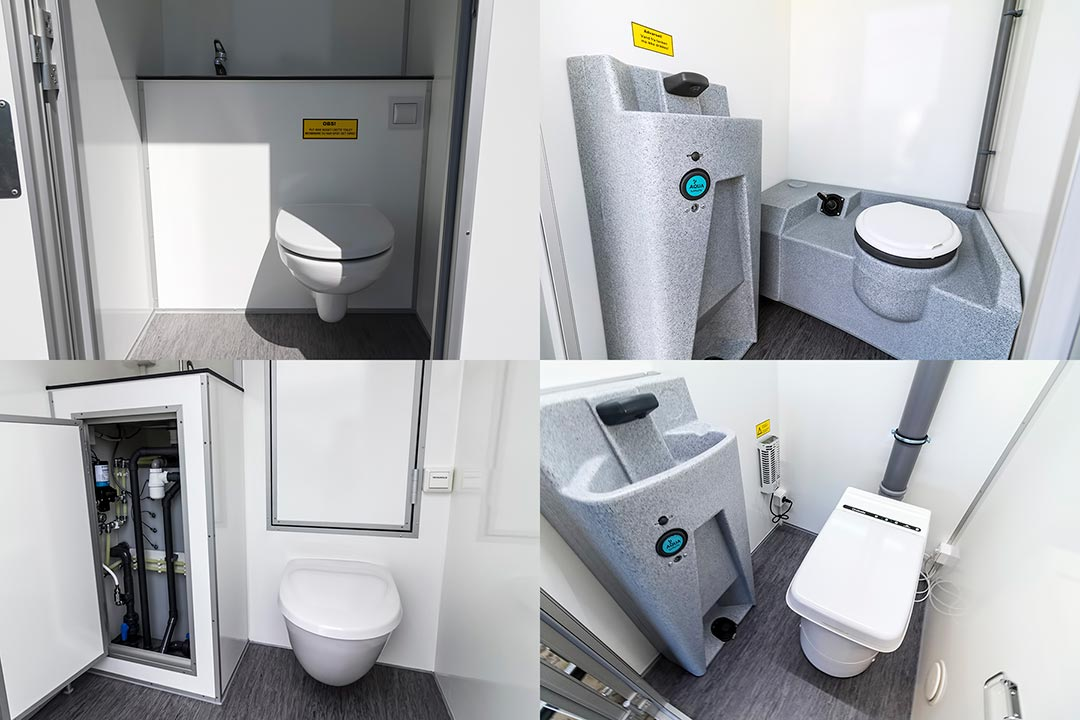 Scanvogn kontorvogn toilettyper