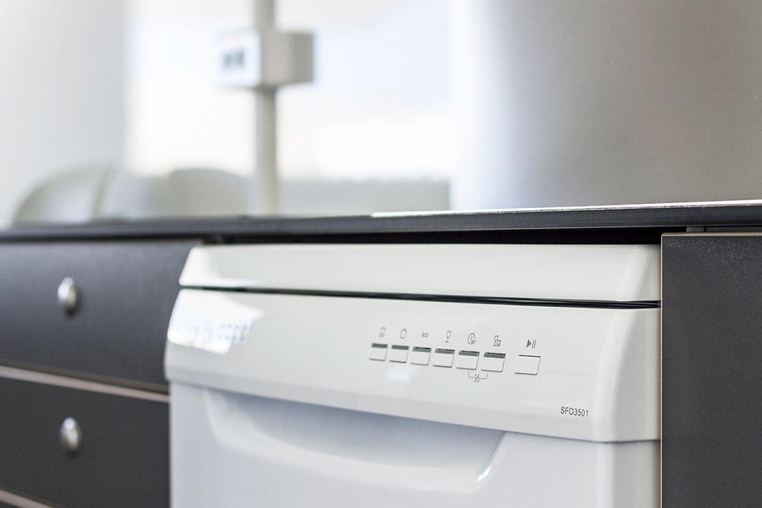 Scanvogn køkkenvogn opvaskemaskine