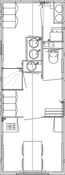Scanvogn miljø pionervogn 660