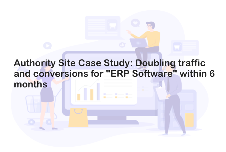 white hat backlink service case study ERP