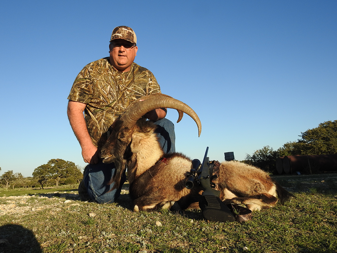 Book your Texas Ibex Hunt Today!