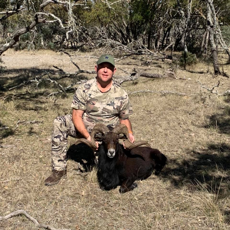 Book your Texas Black Hawaiian Hunts today!