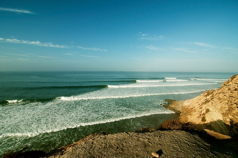 Point break close to Taghazout