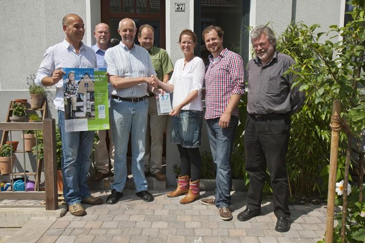 Gütesiegel Premium: Stadt Münster zeichnet Sanierungsmaßnahme aus
