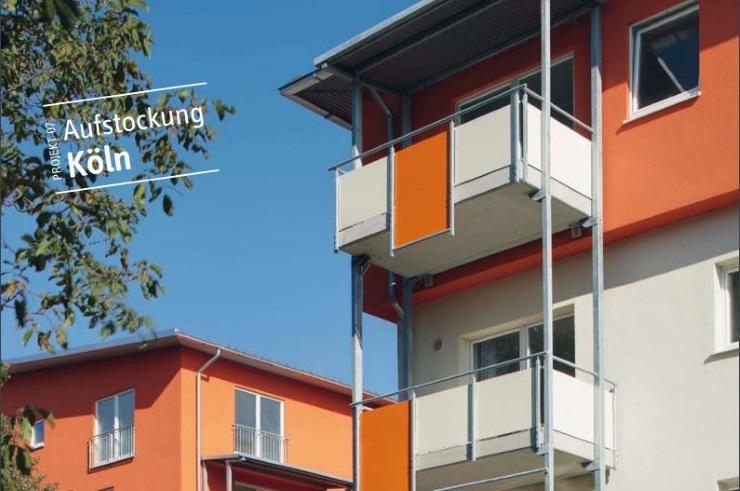 Unternehmermagazin mikado berichetet über Sanierung der Fordsiedlung Köln-Niehl