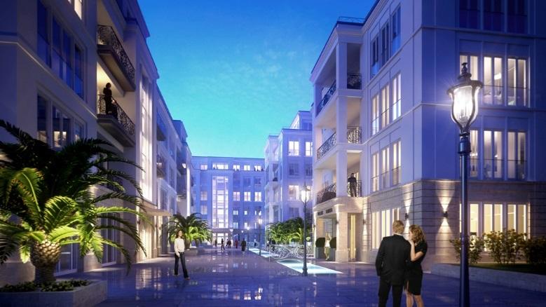 Rhein-Palais Bonner Bogen: Neubauprojekt startet in die Ausführungsplanung