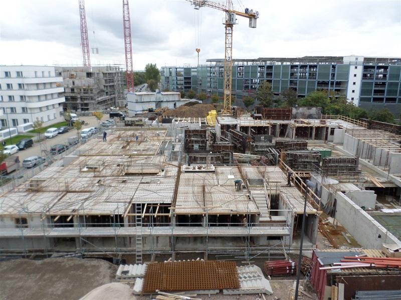 Helenhöfe Frankfurt: Sahle plant mit ARCHPLAN 111 Altenwohnungen!