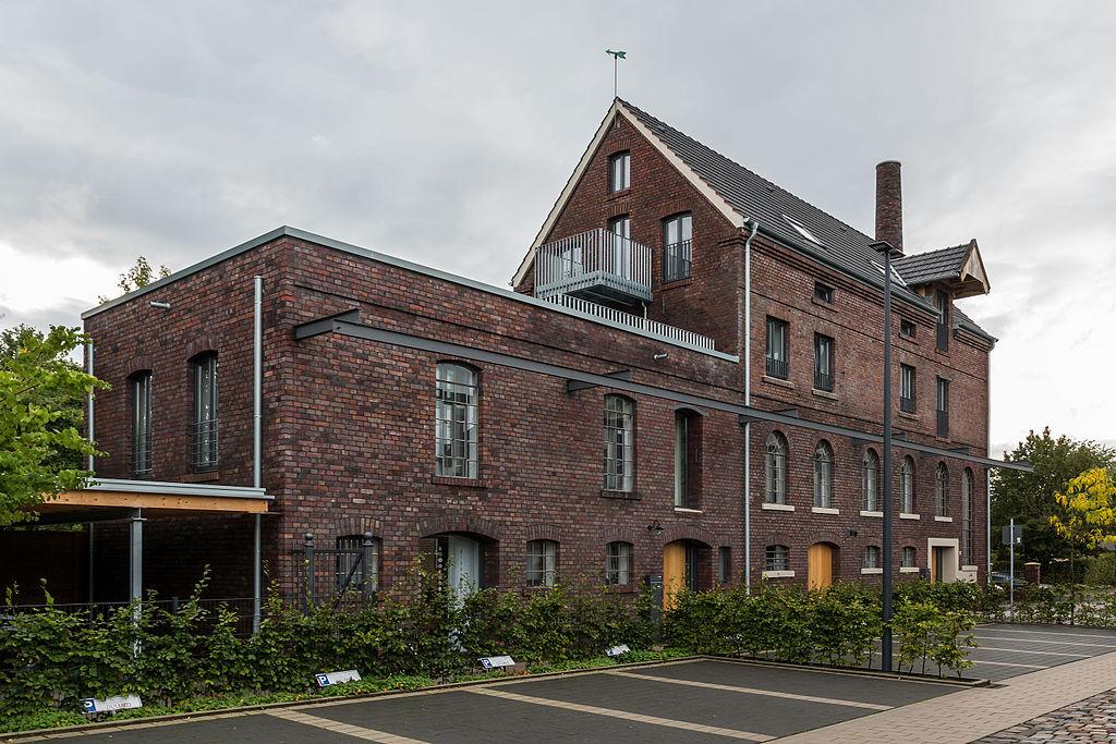 Umwandlung der alten Brennerei Löhning in Dülmen zu einem KfW-Effizienzhaus Denkmal!