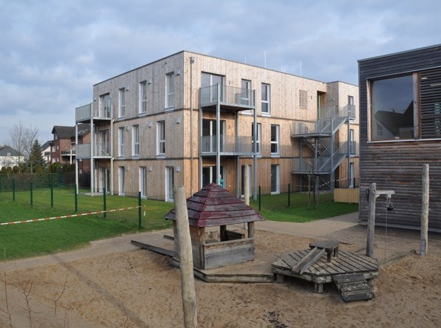 Einweihung des neuen Pro-Mobil Wohnhauses für junge Menschen mit Behinderung