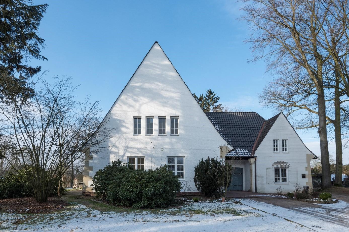 """Energetische Aufwertung des Denkmals """"Haus Götting"""" in Münster"""