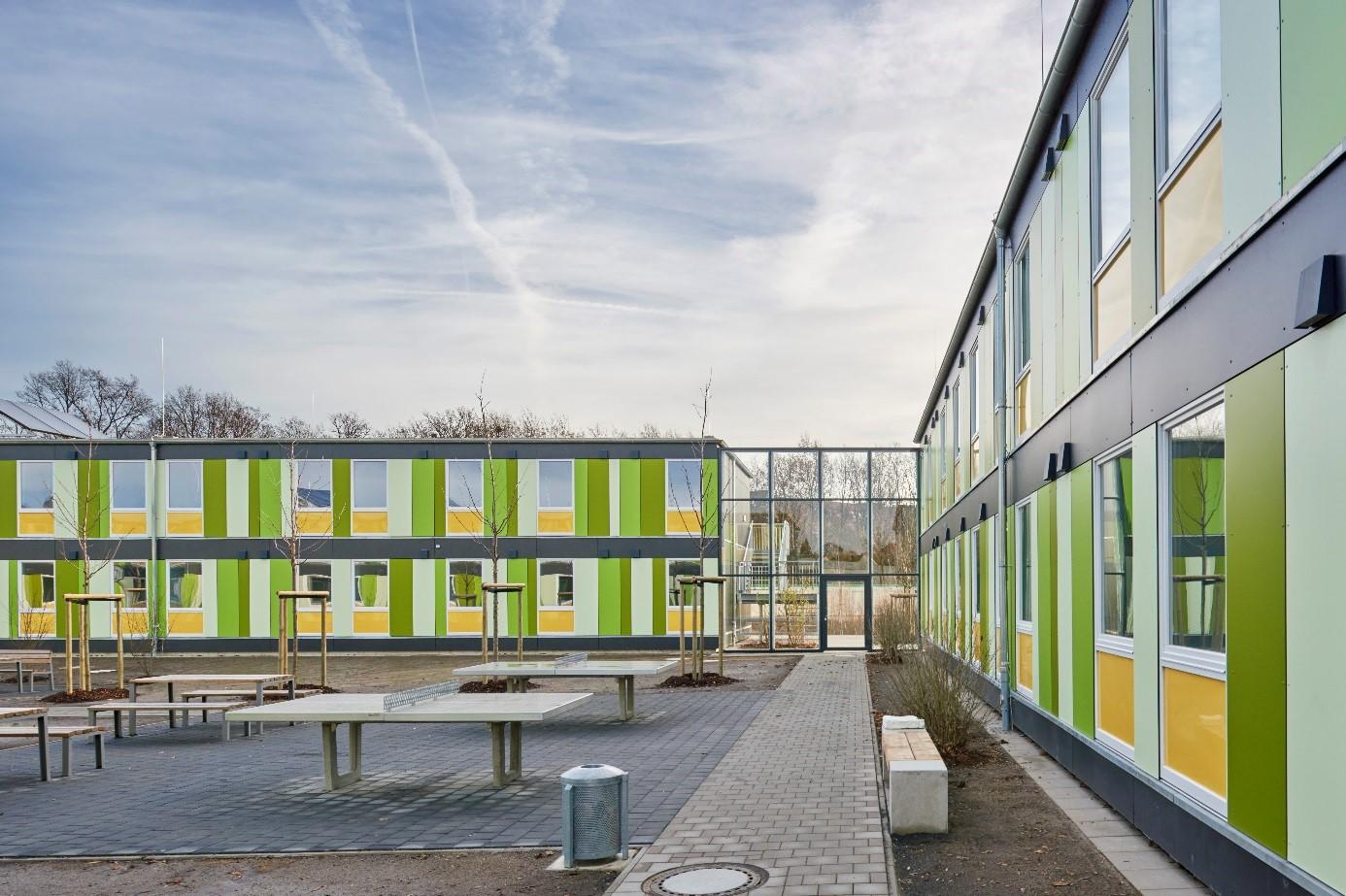 Wohnheim Am Nordhang: Neuer Wohnraum für Geflüchtete in Hannover