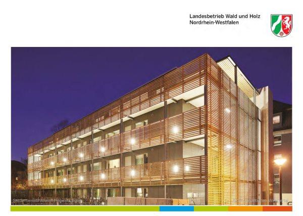 """Workshop """"Kommunale Bauaufgaben in Holzsystembauweise"""" 16.05.2018 in Münster"""