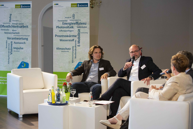 Jahreskonferenz Allianz für Klimaschutz