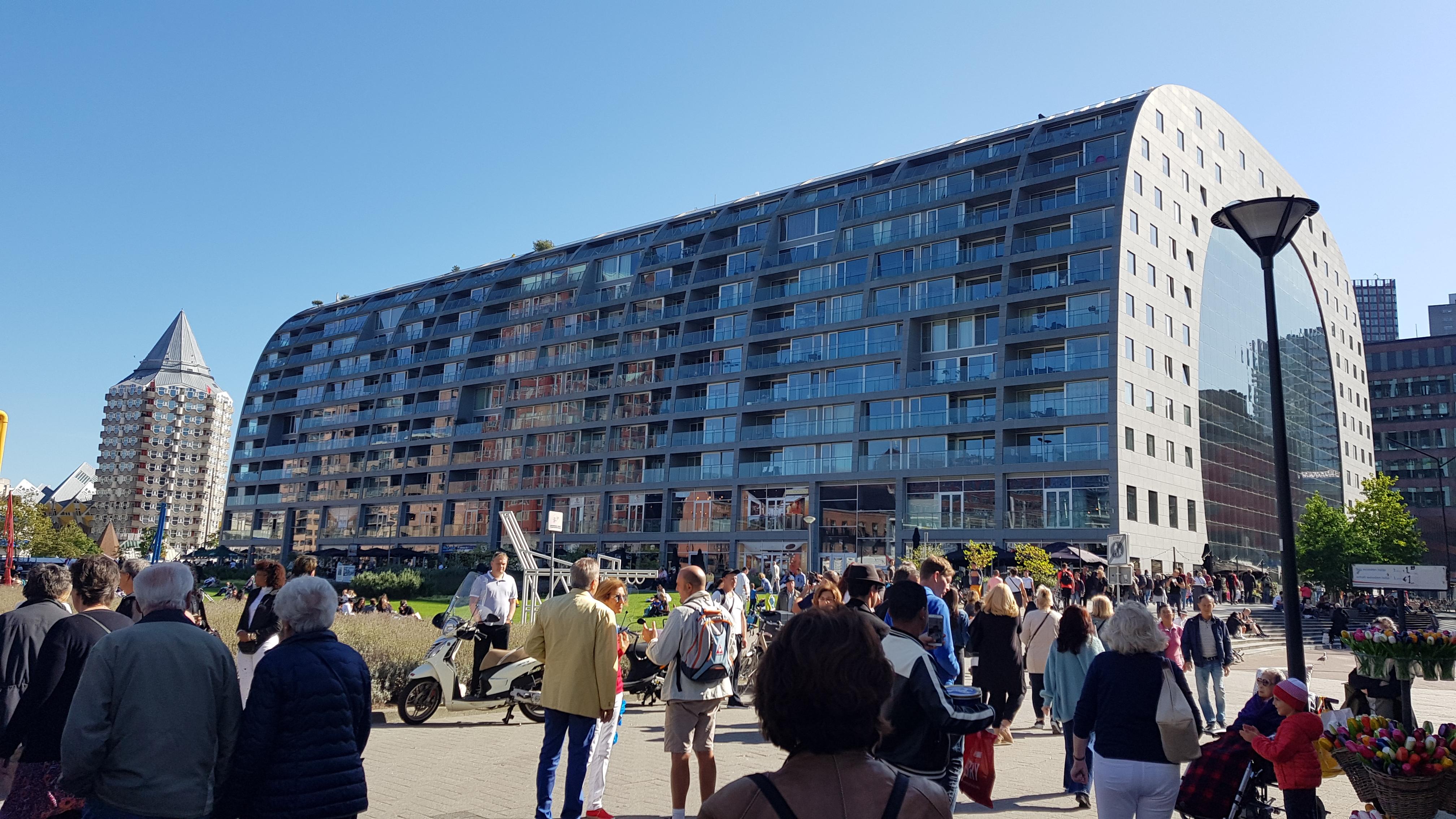 40 Jahre ARCHPLAN - Fahrt nach Rotterdam