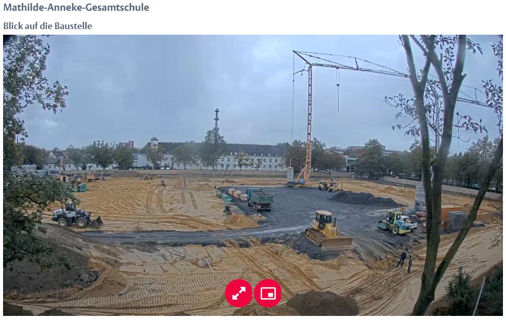 Mathilde-Anneke-Gesamtschule: Webcam online