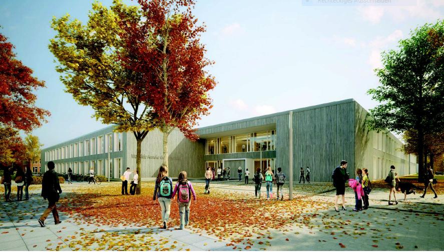 Lärmschutz für kleine und große Ohren in der Mathilde-Anneke-Gesamtschule