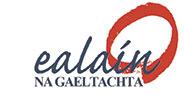 Ealaín na Gaeltachta Logo
