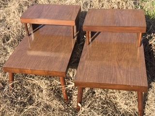 Retro Side Tables
