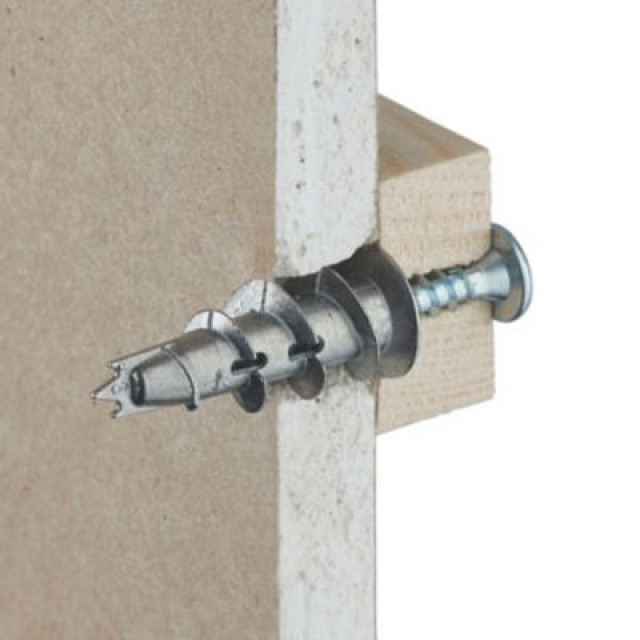 EASI-FIX Metal Drive Plasterboard Fixings
