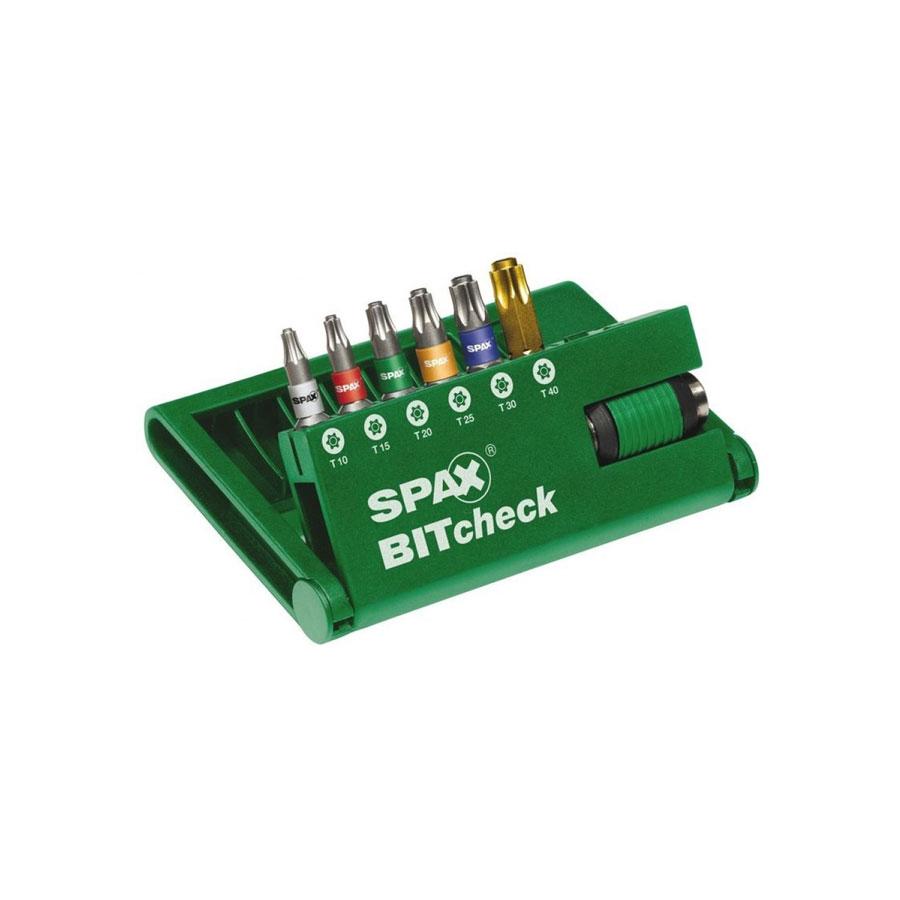 SPAX Bit Programme