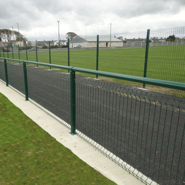 Weldmesh Panels & Posts for Fencing / Irish Wire Products