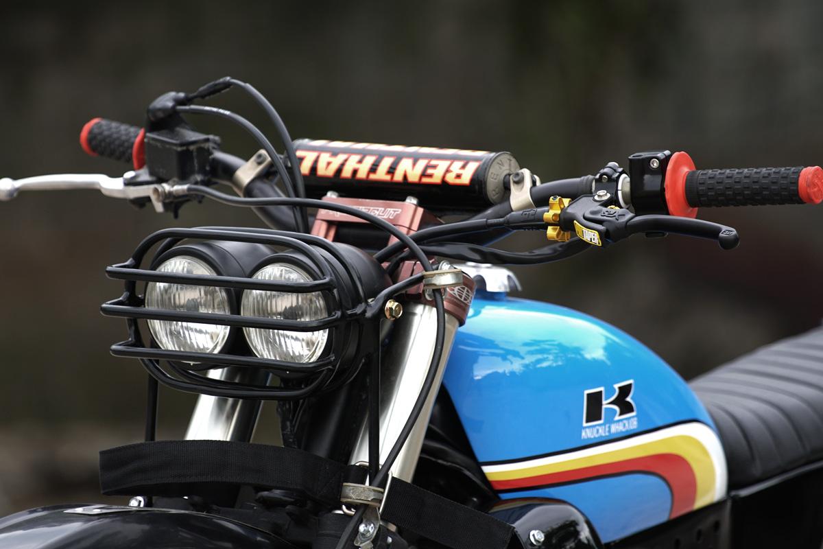 Yamaha Klx