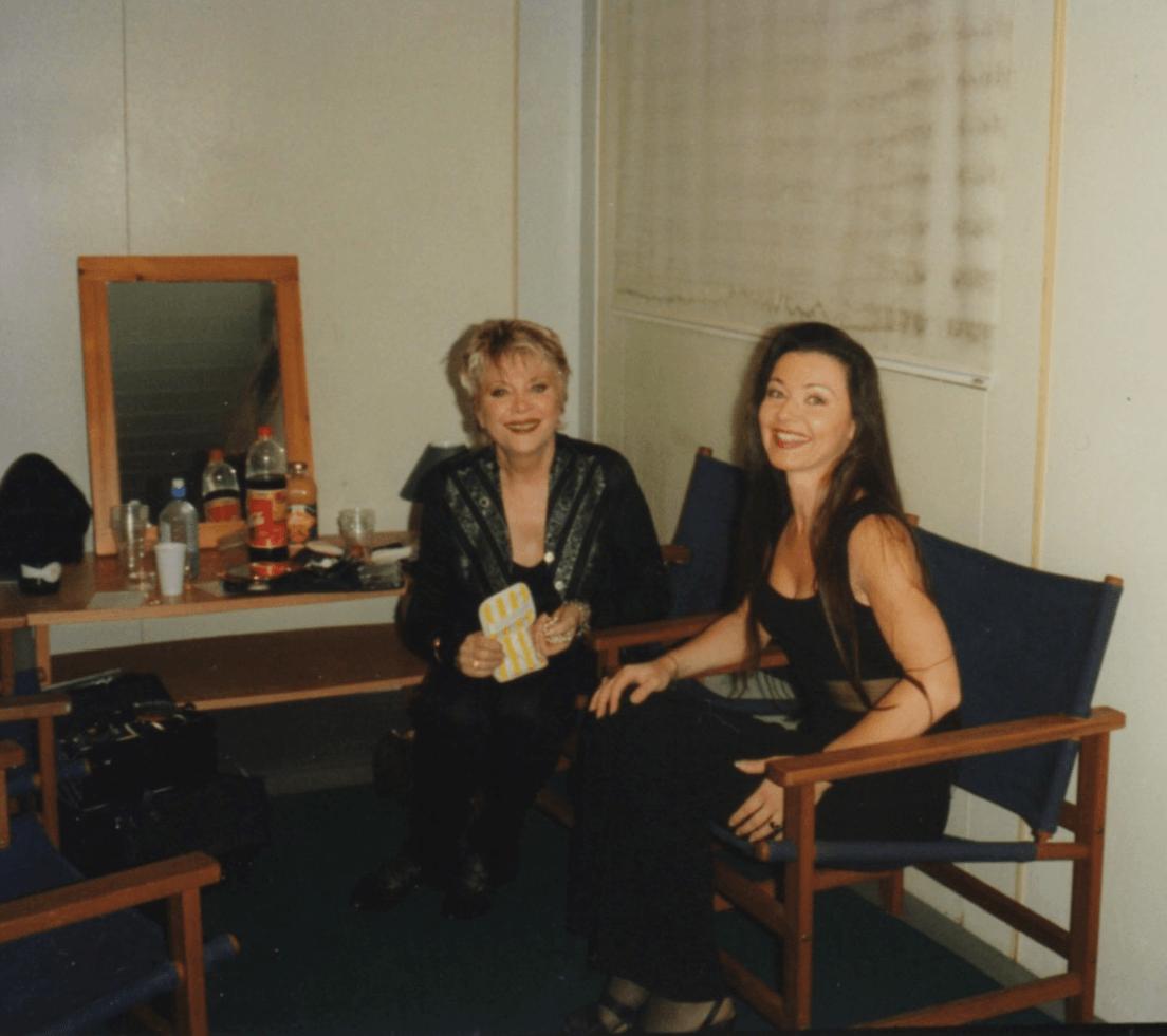 Tournée en Bretagne avec Sophie Darel à Quimper