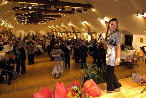 """""""Banquet des anciens 2007"""" Mairie de Boissy St Léger (94)"""