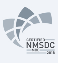 Certified NMSDC 2018 logo
