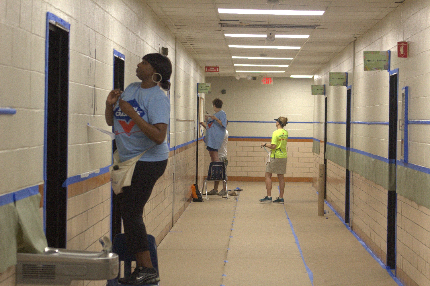 commercial painter schools atlanta