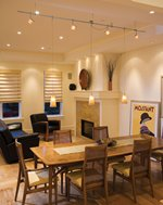 Dining Room Lighting Design By Champlain
