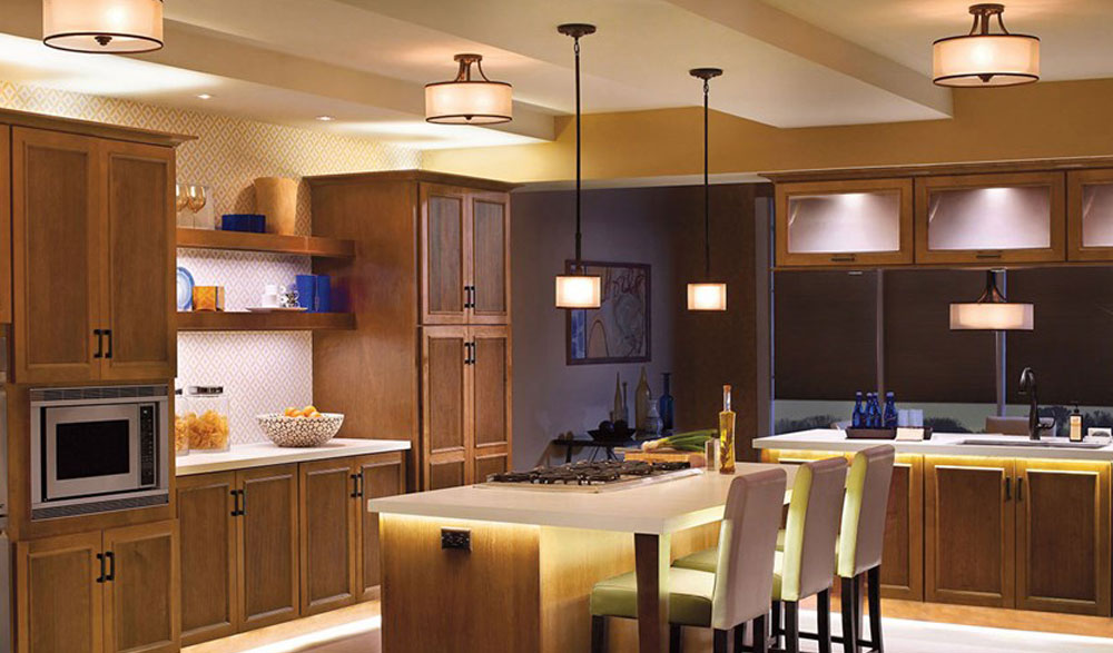 Ambient Lighting Design Choices Champlain Valley