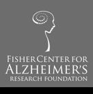 fisher alzheimer's logo
