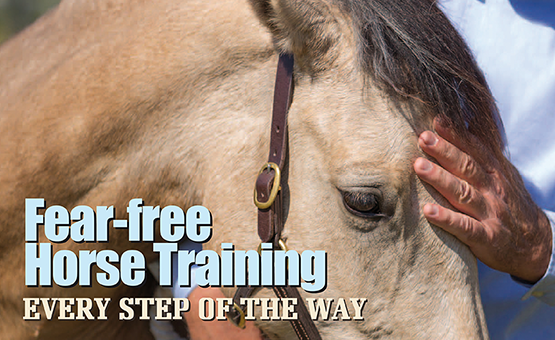 Fear-free Horse Training Book