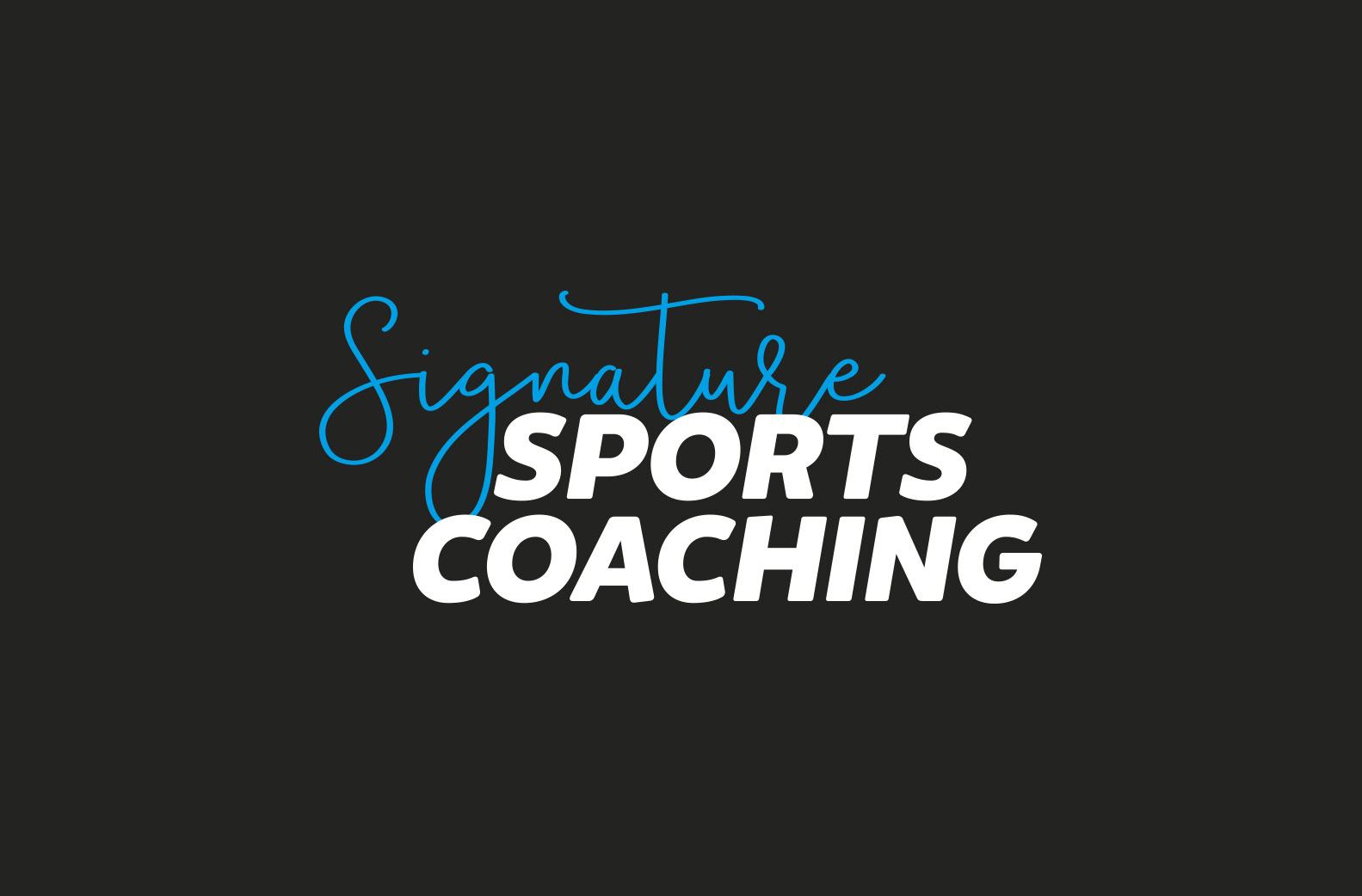 logo design for Bristol sports coach