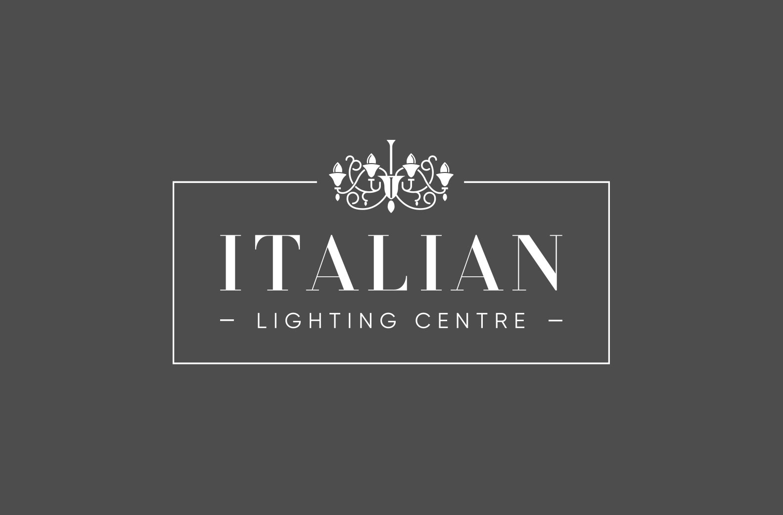 logo design for luxury lighting specialists