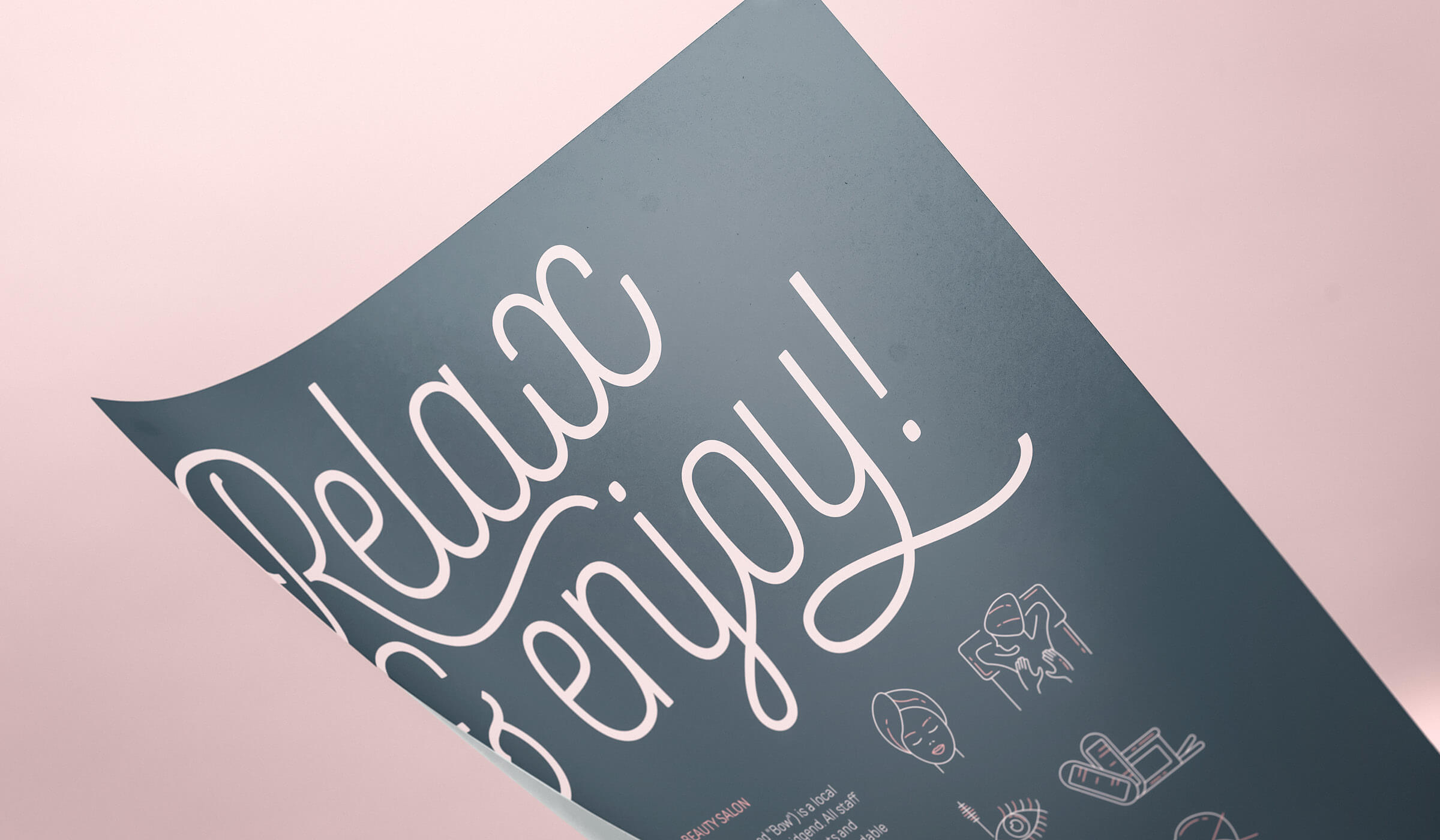 branding and web design for south wales based beauty salon