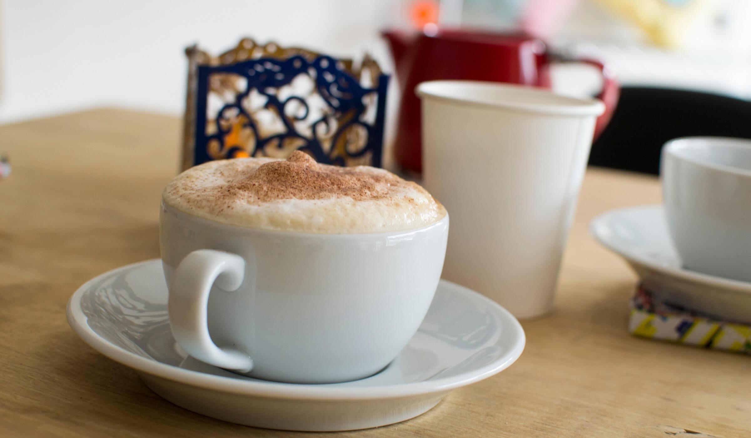 photo of coffee