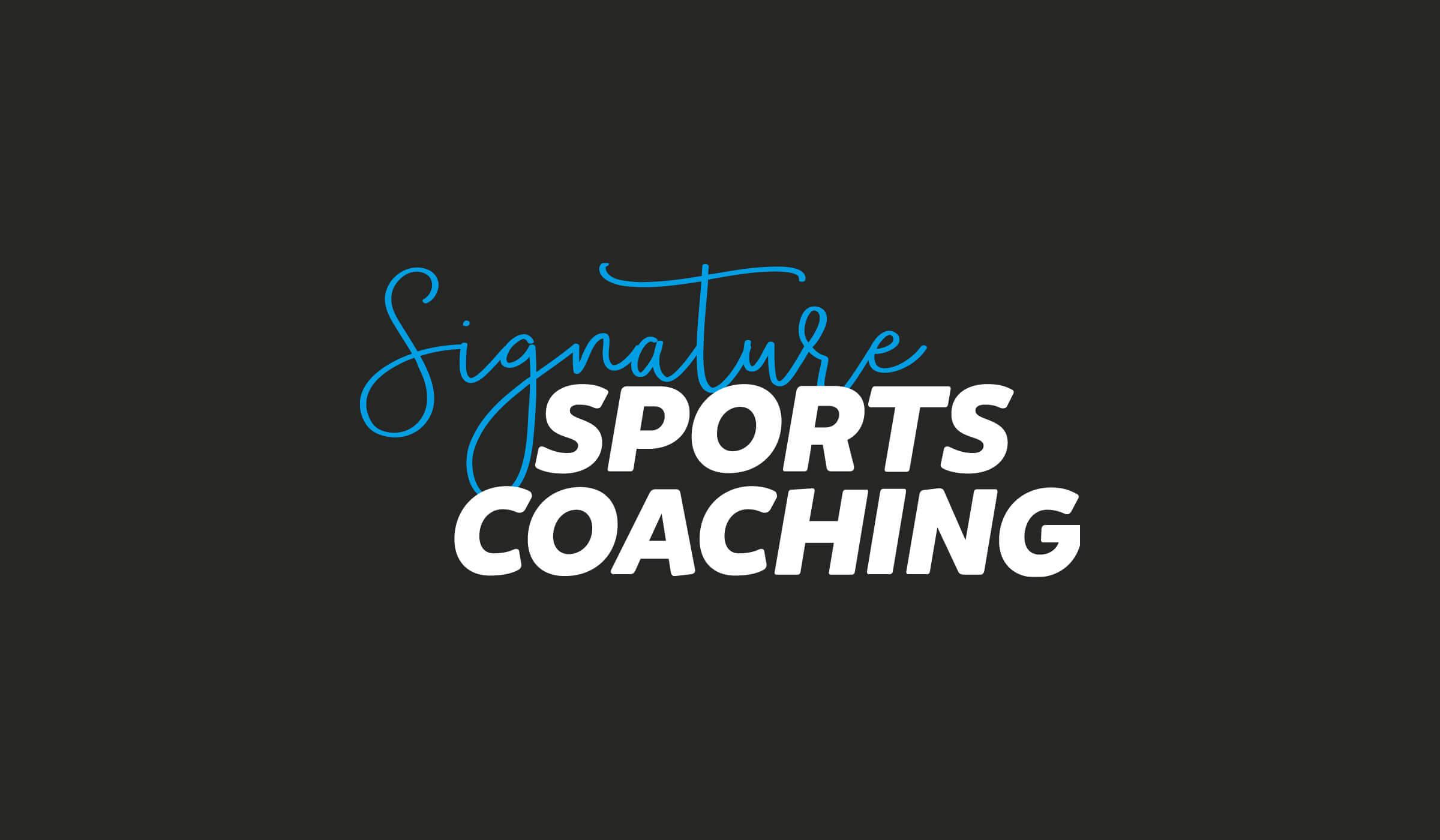 Bristol sports coach logo design