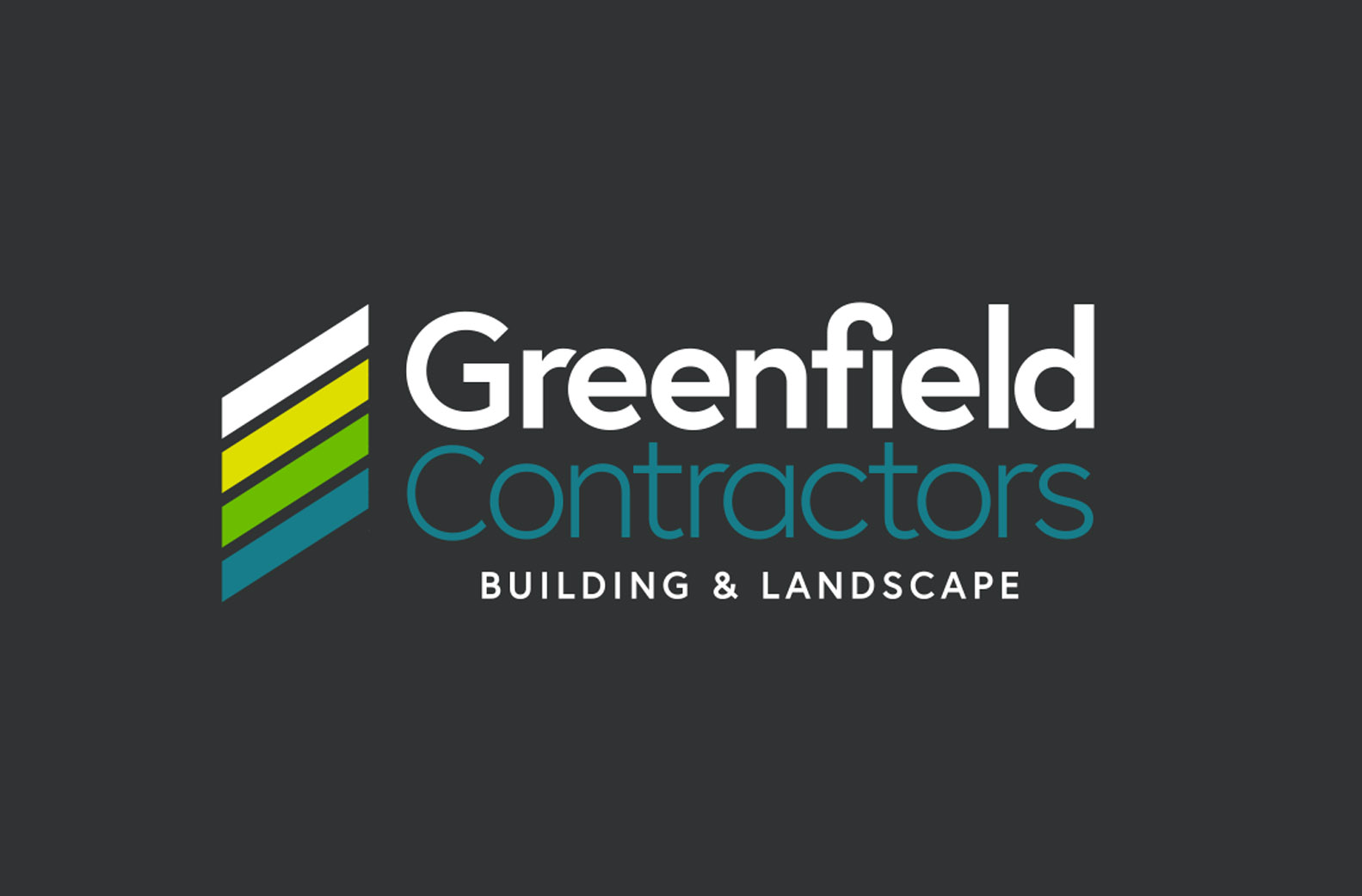 logo design for building & landscaper in Cardiff