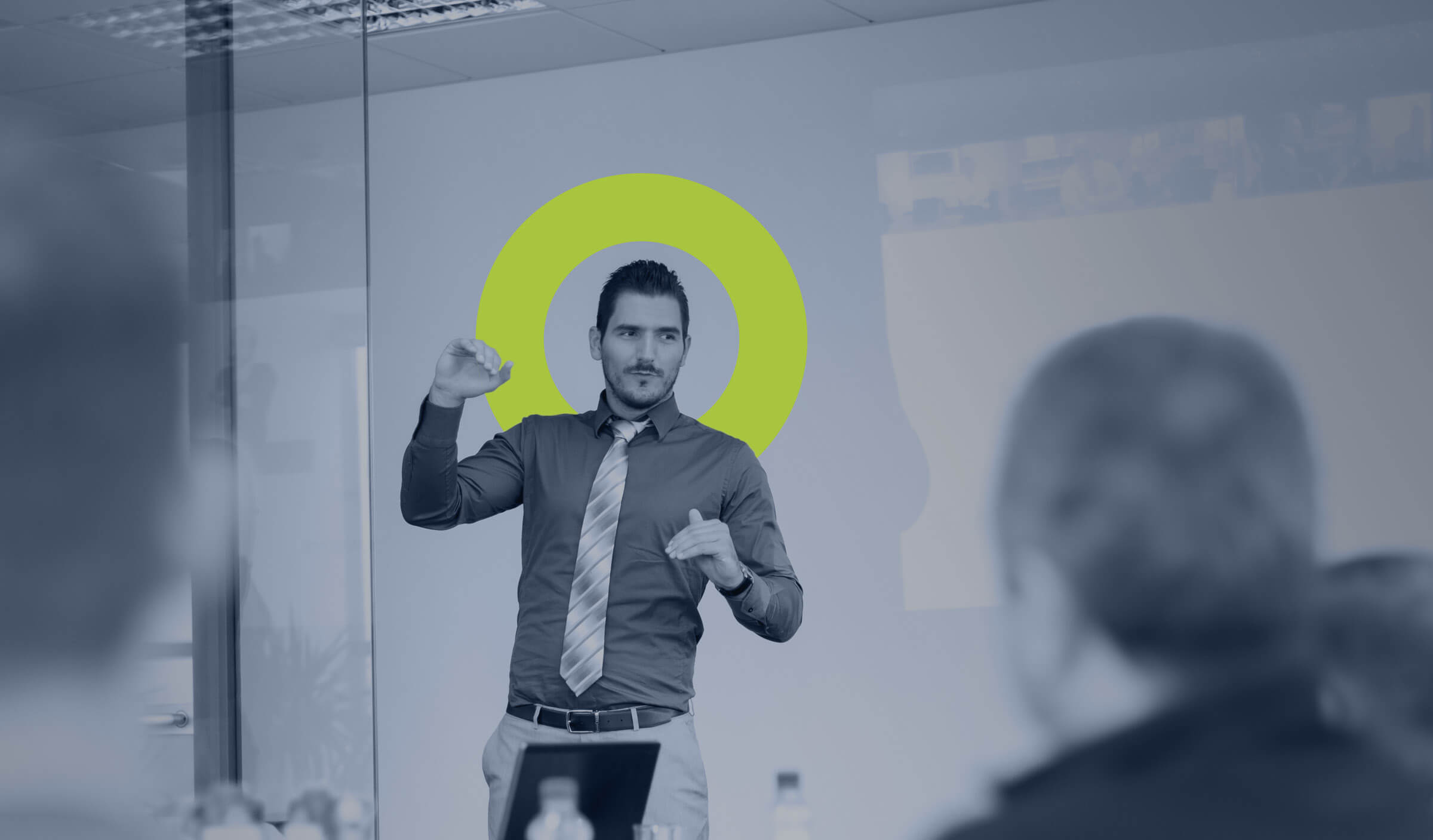 Sales Alliance graphic device
