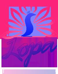Lopa Dance Logo