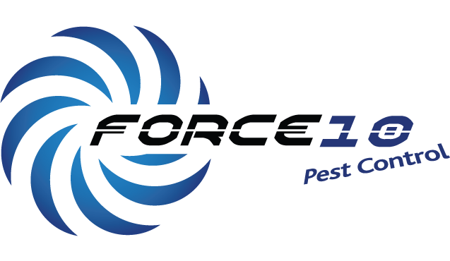 Force10 pest control logo