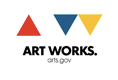 Art Works arts.org Logo