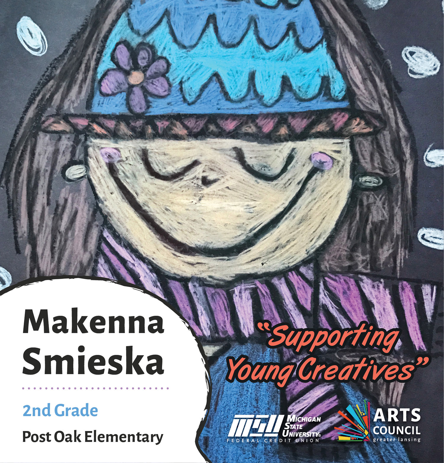 Makenna Smieska Billboard