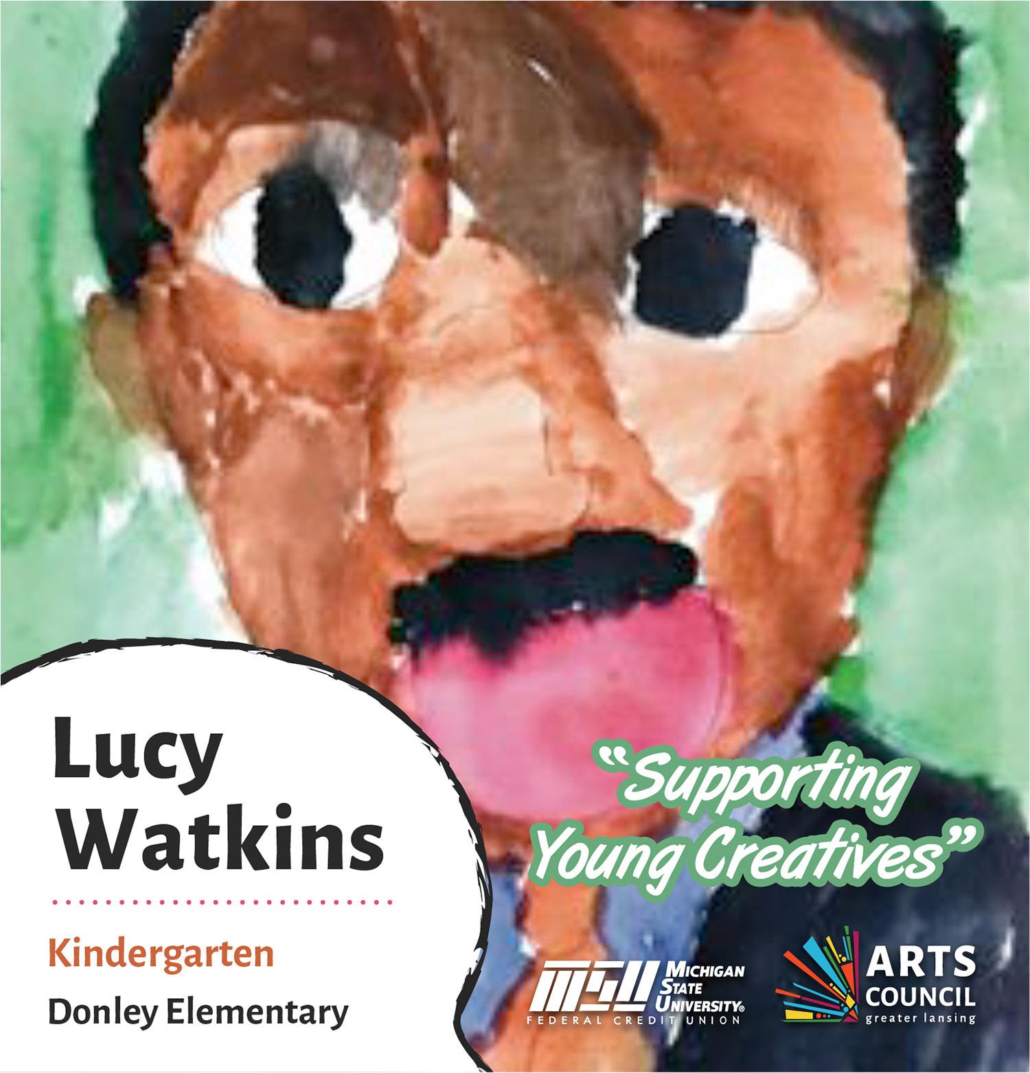 Lucy Watkins Billboard