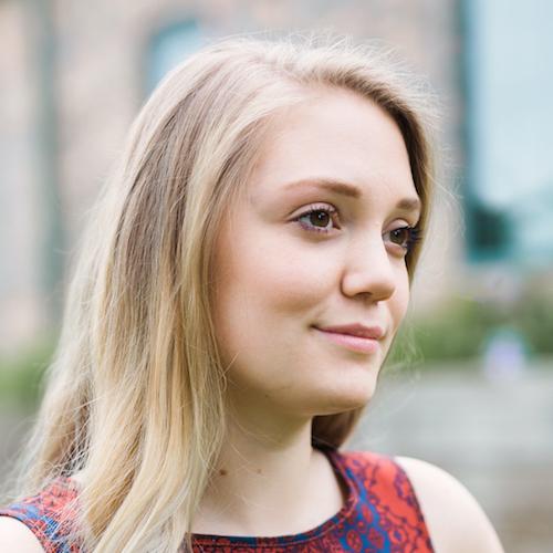 Taylor Rupp Portrait