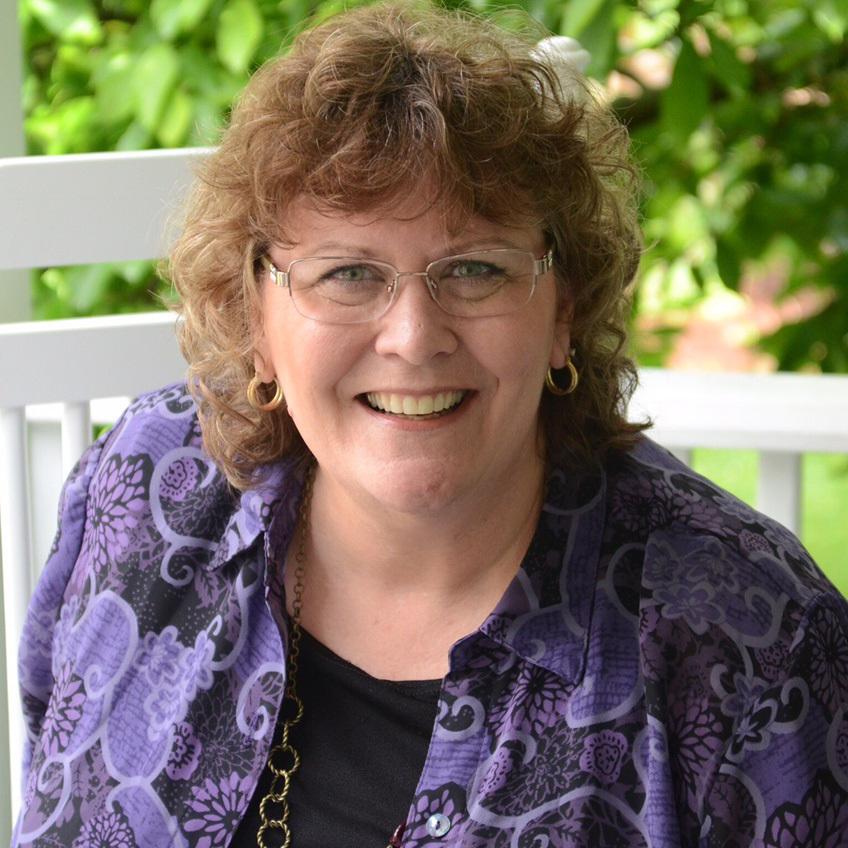 Deborah Mikula Portrait