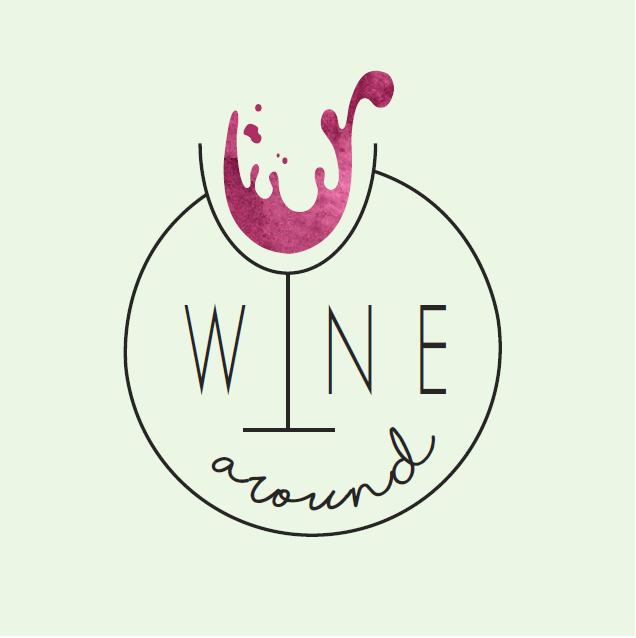 Wine Around Logo