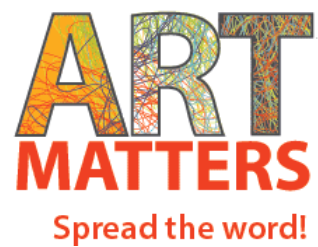 Art Matters Spread the Word!